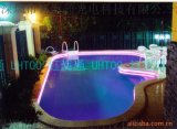 水下水體彩色導光柱 噴泉泳池淺海奇觀展示照明發光條