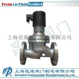 ZCGL型高温高压电磁阀 电磁阀厂家 上海昆炼