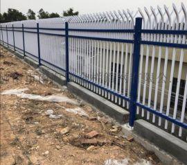 锌钢厂区围墙护栏阳台护栏2019新型 碳漆小区护栏