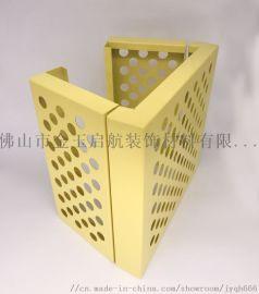 镂空铝合金空调罩   外机金属空调罩