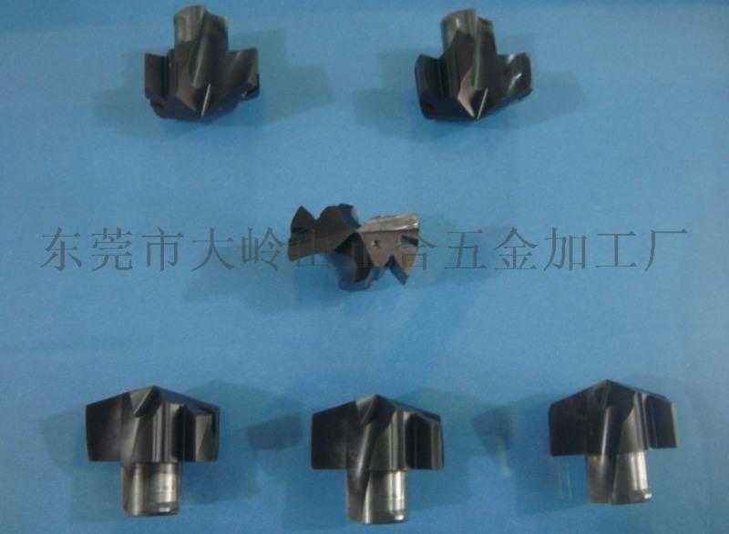 硬質合金可換鑽頭修磨