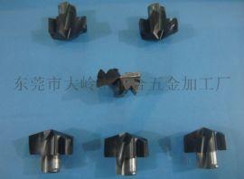 硬质合金可换钻头修磨