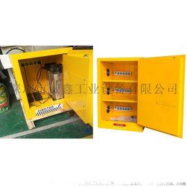磷酸铁锂电池充电防爆柜防爆炸