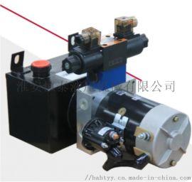 升降平台液压站交流电机220V/389V液压泵站
