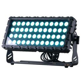 48x10W LED洗墙灯RGBW LED染色灯