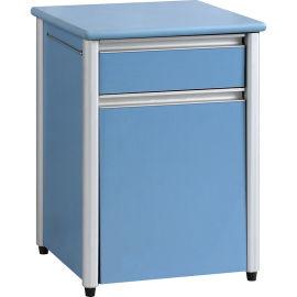 SKS009 抗倍特生化板木质医用床头柜 储物柜