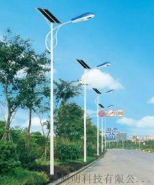 太阳能路灯一体化带灯杆新农村亮LED道路灯