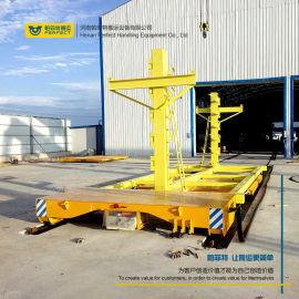 重载电动平板车 遥控平台车 蓄电池供电车间运输车