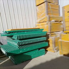 玻璃钢沟盖板网格栅板规格可拼接格栅板