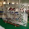 竹子筒雕刻造型铝单板 O形雕刻造型铝单板