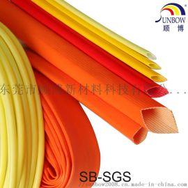 阻燃硅树脂玻璃纤维管