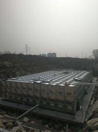 装配式箱泵一体化泵站 增压给水设备