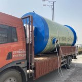 定做一体化地埋式污水提升泵站型号