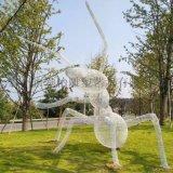 鐵藝雕塑/動物雕塑/鐵藝雕塑廠家/大型鐵藝雕塑製作