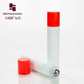 35ML白色塑料走珠瓶 香水旅行便携化妆美容包材