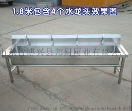 不鏽鋼水池廠家生產不鏽鋼水槽洗碗池廚房餐廳洗手池