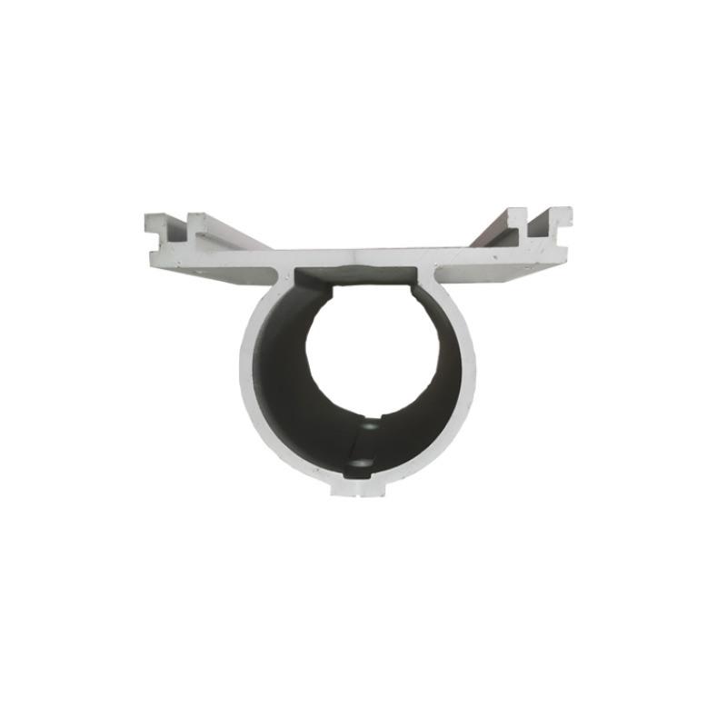 厂家供应各种规格散热器铝型材 支持快速开模定制