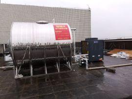 厂家直销建筑工地空气能热泵热水器全国包上门安装