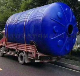 张家界PAC塑料搅拌罐、20吨塑料液碱储罐原装现货