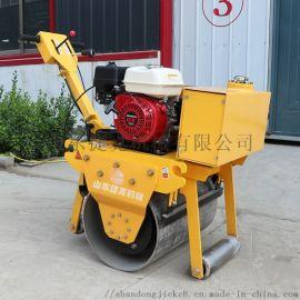 捷克手扶压路机 双轮压路机 600风冷柴油压实机