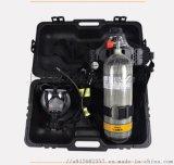 恆泰6.8L氣瓶正壓式空氣呼吸器 供應消防呼吸器