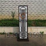 新中式景觀草坪燈亞克力不鏽鋼柱頭燈專業定製戶外燈具