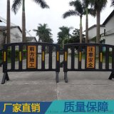 道路施工隔離塑料護欄 PE塑料圓管欄杆