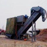 重庆箱运粉煤灰卸车机 干灰石粉输送机 散水泥拆箱机