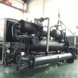 化工用螺桿式冷水機,化工水冷螺桿式冷水機