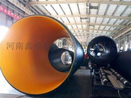聚乙烯钢带波纹管厂家