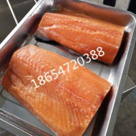 三文鱼冷熏炉大小型号可定制-熏鱼烟熏炉