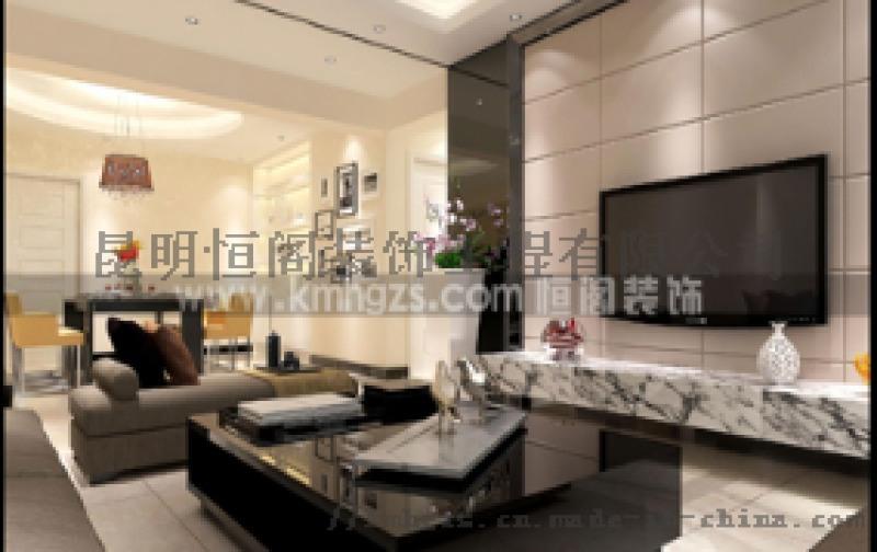昆明辦公室裝修-昆明辦公樓設計-恆閣裝飾