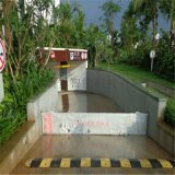 廠家定做不鏽鋼防洪擋水板按現場加工生產