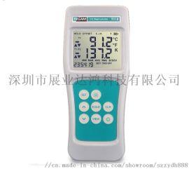 美国TEGAM 1012A双通道热电偶温度计