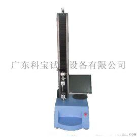 拉力试验机 拉伸实验 单柱型带电脑拉力试验机