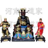 開封府閻羅包老爺神像 城隍老爺神像 王朝馬漢雕塑