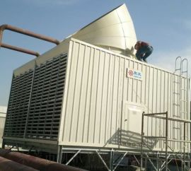 600T超静音方形冷却塔 横流式方形冷却塔