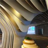 2.0厚拉彎鋁方通結構 烤漆外牆隔斷鋁方通性能