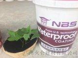 廣州耐博仕新型液體防水塗料雙組份樓面防水