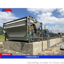 水洗石子泥浆处理设备,石英砂污泥脱水
