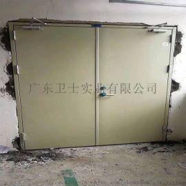 广东卫士实业有限公司消防门包验收防火门厂家直销