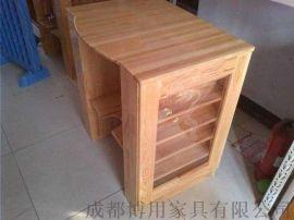 博用成都幼儿园水杯柜 实木水杯柜 成都儿童家具