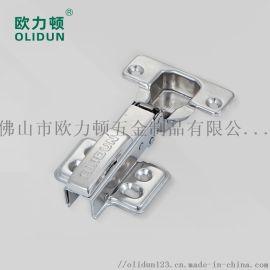 304不锈钢铰链阻尼柜门铰链缓冲飞机合页优惠直销