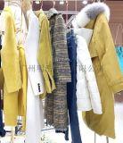杭州品牌折扣女装蒂言冬    连衣裙视频看货