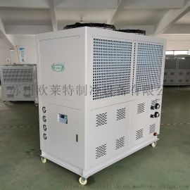 安徽欧莱特30HP风冷式夹套冰水机