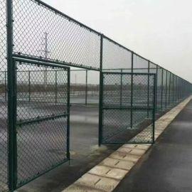 球场护栏,篮球场围网,勾花网