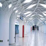 圓角造型包柱鋁單板 直角邊包柱金屬鋁單板