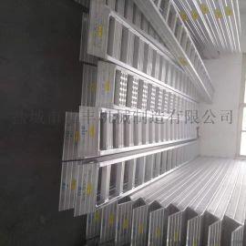 4米长轮履式机械上下车用铝合金爬梯