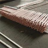 熱轉印型材鋁方管格柵 吊頂凹凸造型鋁方管風格
