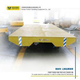 15吨钢卷搬运车 铁轨用电动车 无轨搬运车